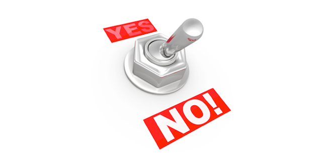 Saying 'no' in a 'yes' culture