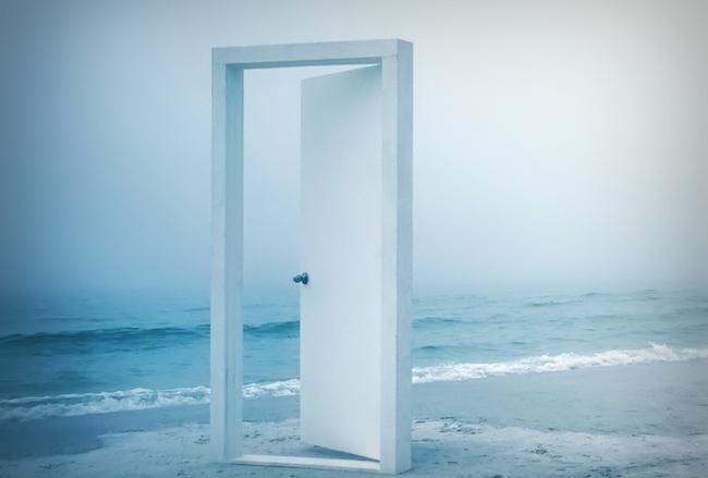 God creates doorways through suffering