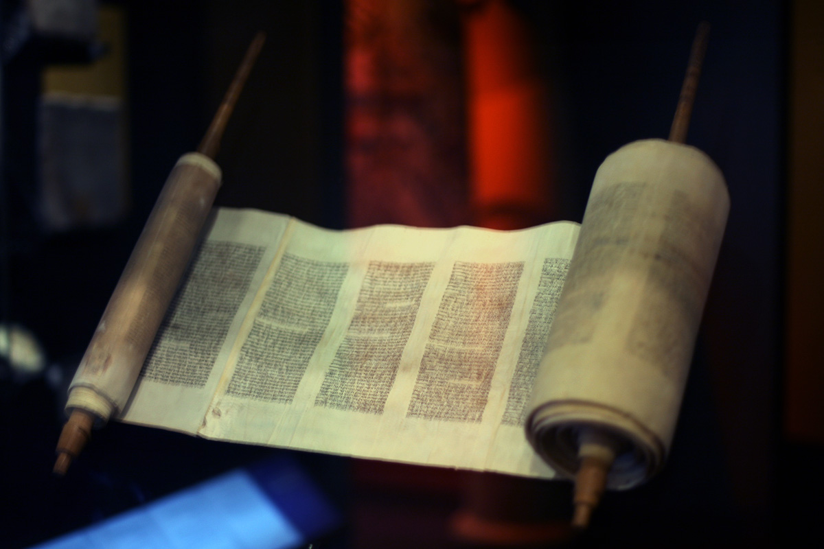 Booths, Scrolls, Commands and Lessons in God's Protection