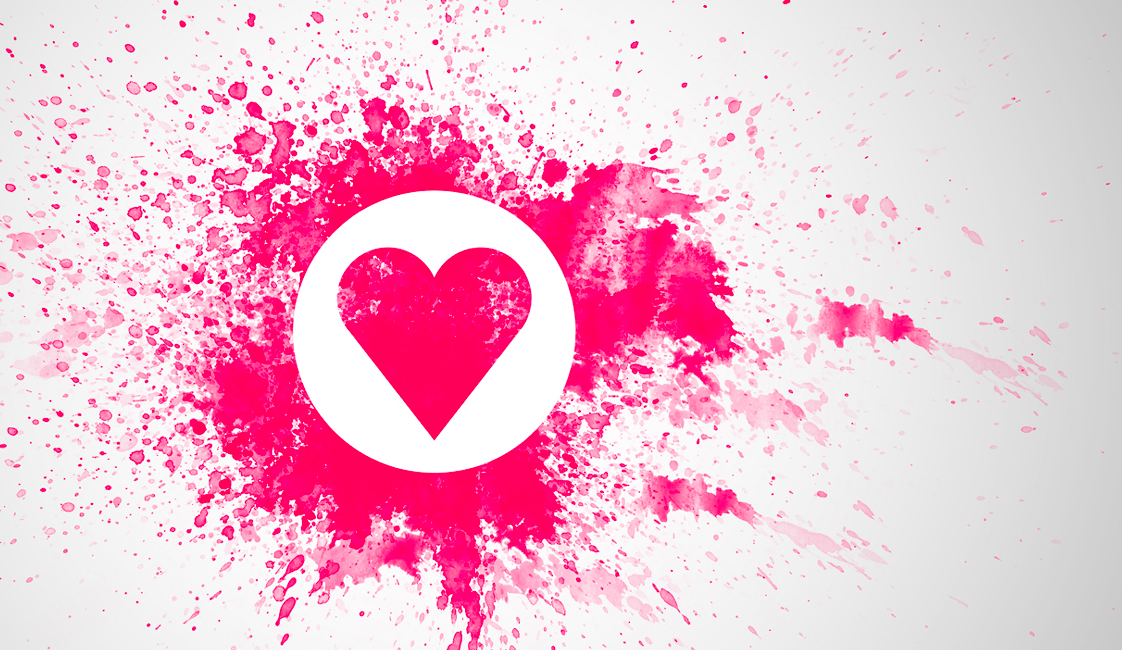 Love is – An exercise for your heart