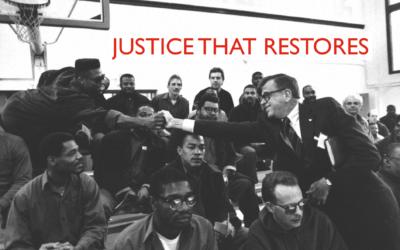 Restorative Justice – Justice That Restores
